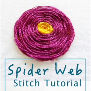 Spider Web Stitch