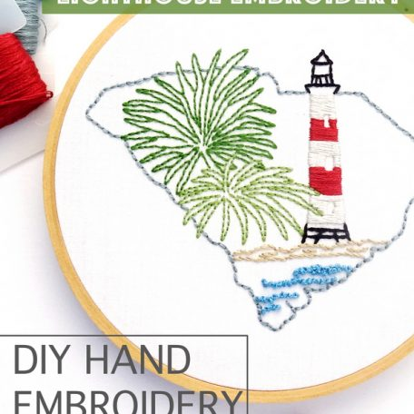 south-carolina-hand-embroidery-pattern