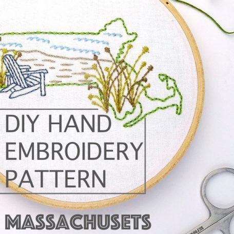 massachusetts-diy-embroidery-pattern