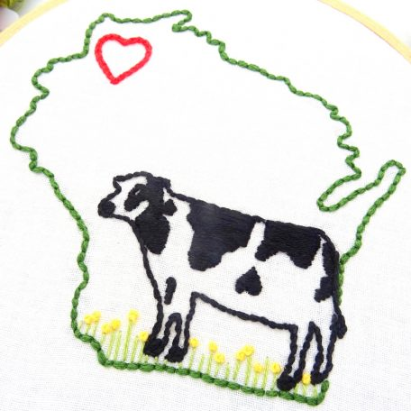 wisconsin-hand-embroidery-pattern