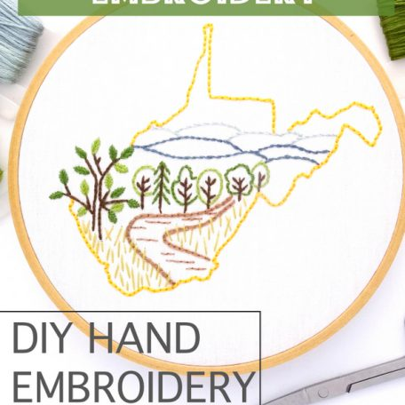 west-virginia-hand-embroidery-pattern