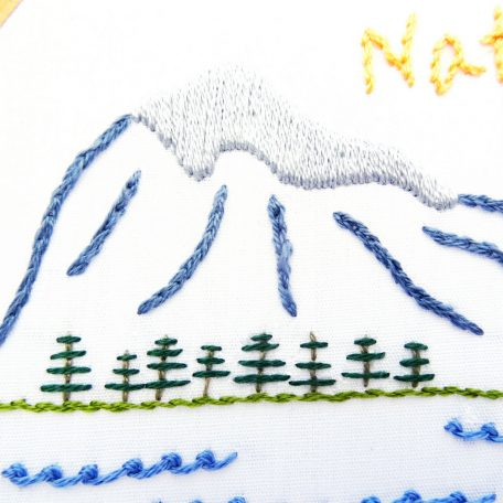 glacier-national-park-hand-embroidery-pattern