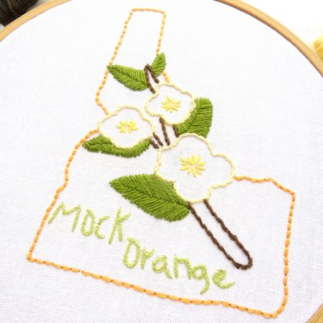 idaho-state-flower-hand-embroidery-pattern-mock-orange
