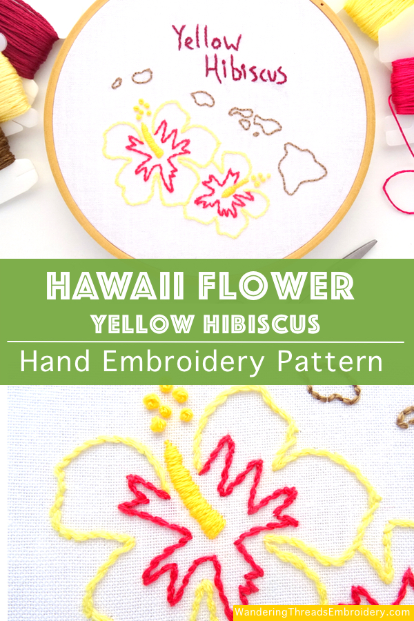Flower Power 10/% Off Colonial Iron-on Embroidery Pattern