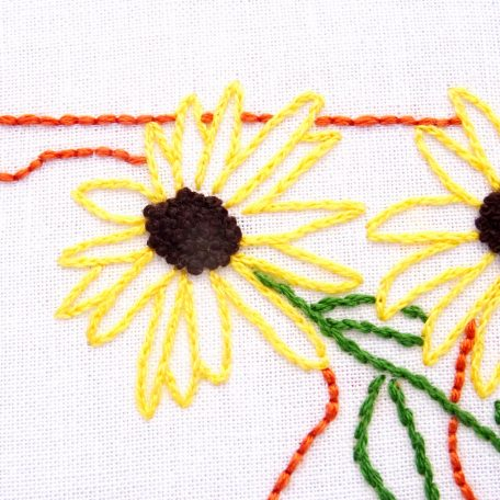 maryland-state-flower-hand-embroidery-pattern-black-eyed-susan