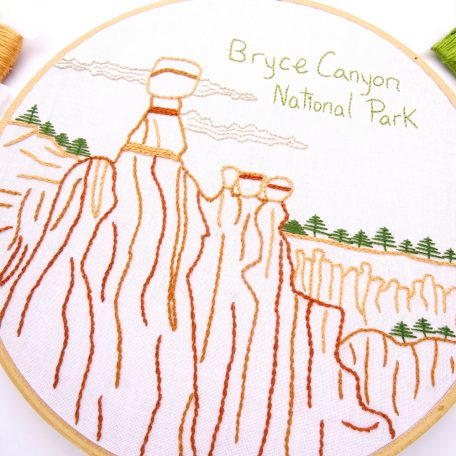 bryce-canyon-national-park-embroidery-pattern