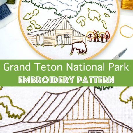 grand-teton-national-park-embroidery-pattern