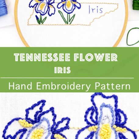 tennessee-flower-hand-embroidery-pattern-iris