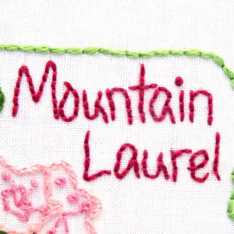 pennsylvania-state-flower-hand-embroidery-pattern-mountain-laurel