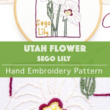 utah-flower-hand-embroidery-pattern-sego-lily