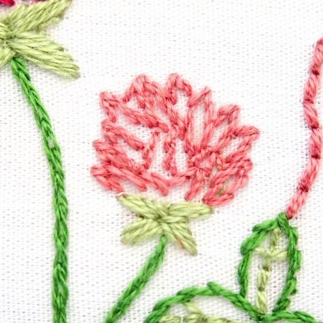 vermont-state-flower-hand-embroidery-pattern