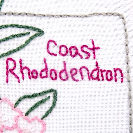washington-flower-hand-embroidery-pattern-coast-rhododendron