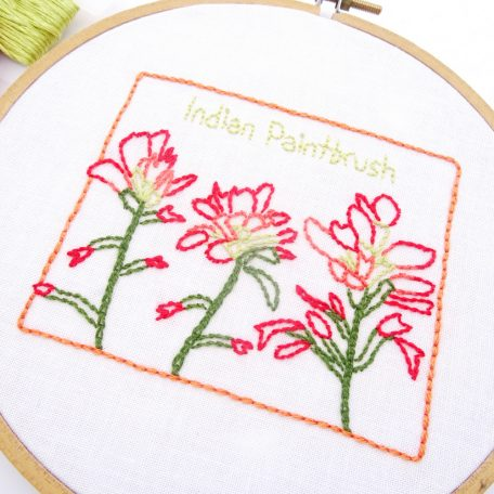 wyoming-flower-hand-embroidery-pattern-indian-paintbrush