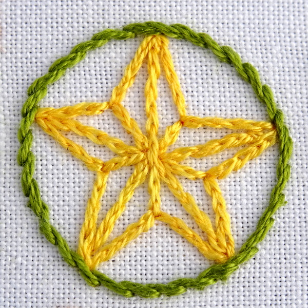 Texas State HOME Hand Embroidery Pattern