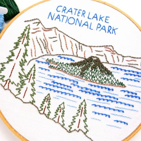 crater-lake-national-park-hand-embroidery-pattern