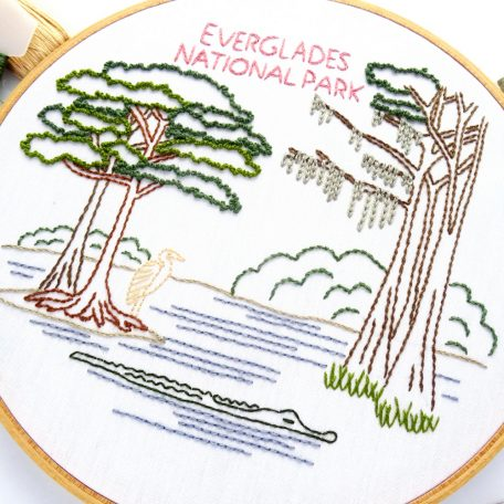 everglades-national-park-hand-embroidery-pattern