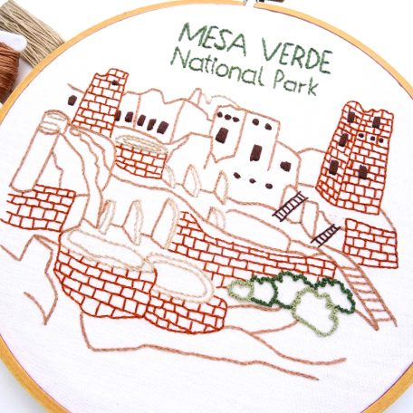 mesa-verde-national-park-hand-embroidery-pattern