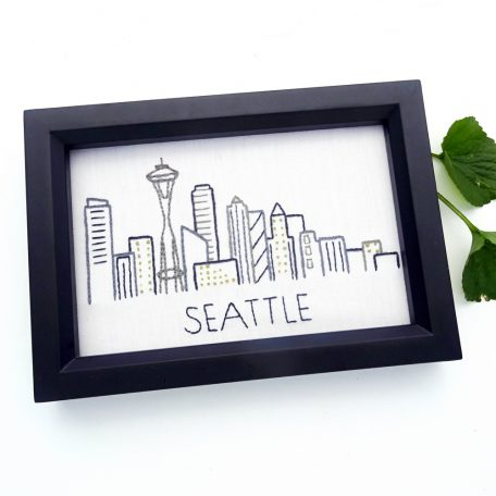 seattle-skyline-hand-embroidery-pattern