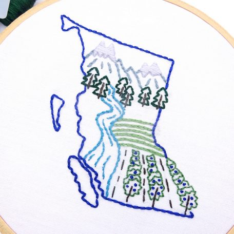 british-columbia-hand-embriodery-pattern