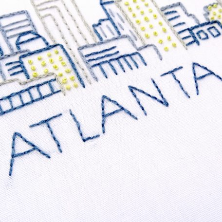 atlanta-city-skyline-hand-embroidery-pattern