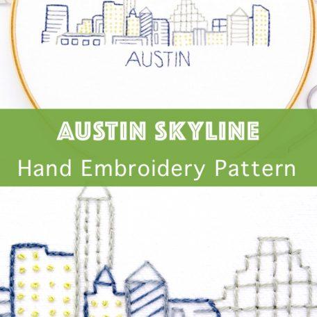 austin-city-skyline-hand-embroidery-pattern