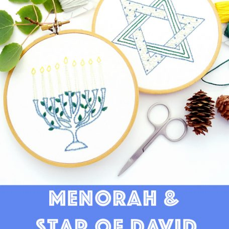 menorah-star-of-david-hand-embroidery-pattern-set
