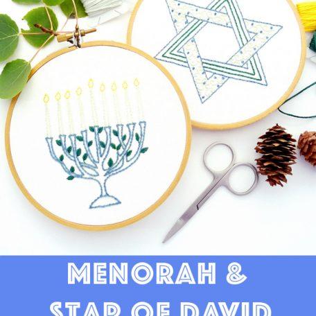 menorah-star-of-david-hand-embroidery-pattern-set