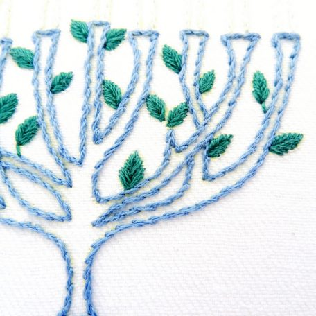 menorah-hand-embriodery-pattern