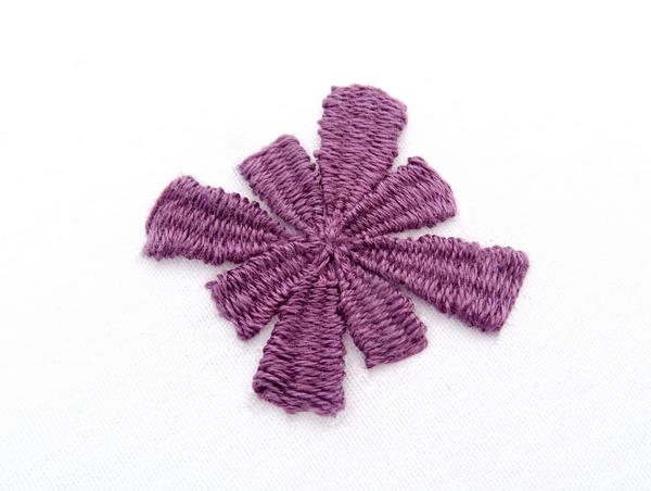 Woven Trellis Flower