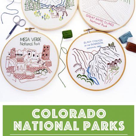 Colorado NP Book - pinterest