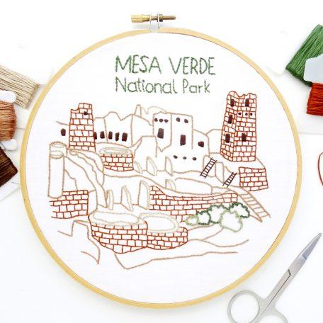 Mesa Verde -cover(square)