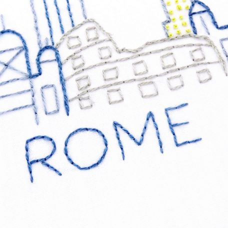 rome-city-skyline-hand-embroidery-pattern